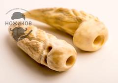 Бусина для темляка Череп-клык, фото 4