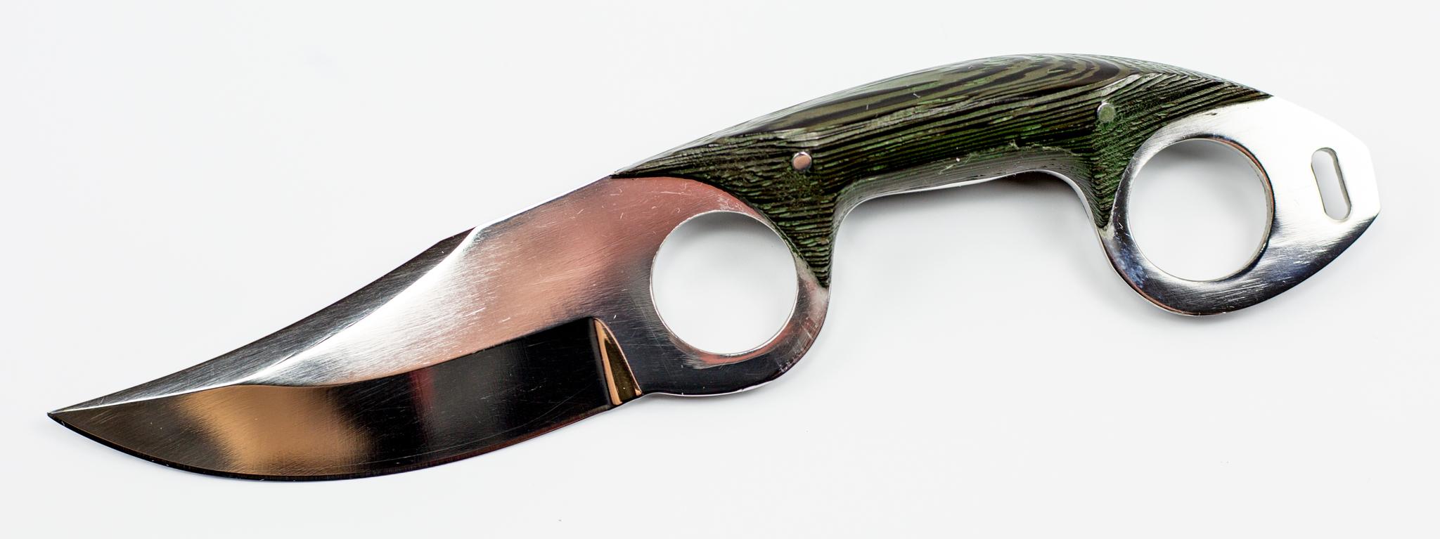 Фото 8 - Нож Дятел от Павловские ножи