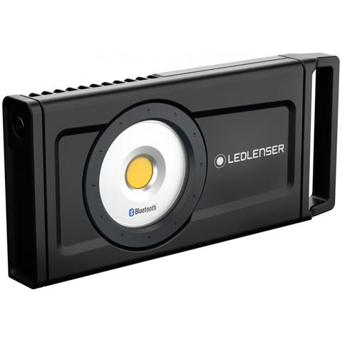 Фонарь светодиодный LED Lenser IF8R, 4500 лм., аккумулятор. Вид 1