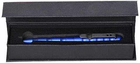 Тактическая ручка Boker Plus MPP (Multi-Purpose Pen) Blue - 09BO068, анодированный алюминий, синий. Вид 12