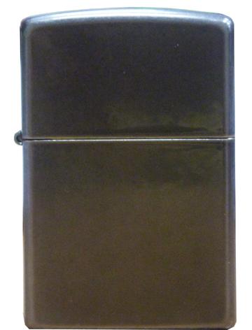 Зажигалка ZIPPO grey dusk, латунь с никеле-хромовым покрытием, серый 36х56х12 мм