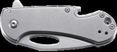 Складной нож CRKT Bev-Edge, сталь 8Cr13MoV, рукоять нержавеющая сталь, фото 10