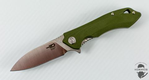 Складной нож Bestech Beluga BG11B-2, сталь Sandvik 12C27 - Nozhikov.ru
