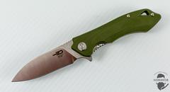 Складной нож Bestech Beluga BG11B-2, сталь Sandvik 12C27