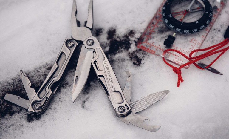Фото 8 - Мультитул Leatherman Rev (REV) 14 функций