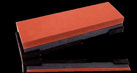 Камень точильный рабочий 210*65*33мм комбинированный грубый/средний #0120/1000 - Nozhikov.ru