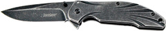 Нож складной Blend Flipper - Kershaw 1327, сталь 8Cr13MoV, рукоять нержавеющая сталь, фото 2