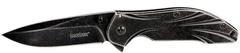 Нож складной Blend Flipper - Kershaw 1327, сталь 8Cr13MoV, рукоять нержавеющая сталь, фото 3