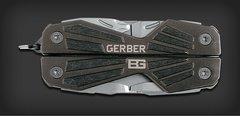 Мультитул Gerber Bear Compact Multi-Tool, нержавеющая сталь, фото 8