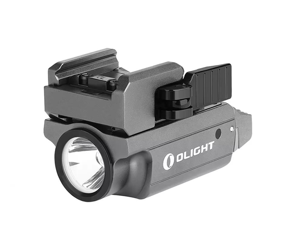 Фонарь Olight PL-Mini 2 Valkyrie Gunmetal Grey