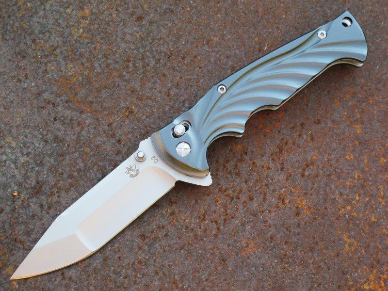 Складной нож Вихрь, сталь D2 от Steelclaw