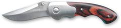 Нож складной Stinger YD-3895, сталь 420, дерево пакка