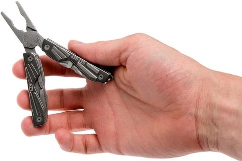 Мультитул Gerber Bear Compact Multi-Tool, нержавеющая сталь. Вид 7