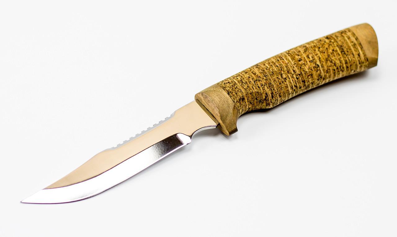 Фото 5 - Рыбацкий нож Поплавок от Павловские ножи