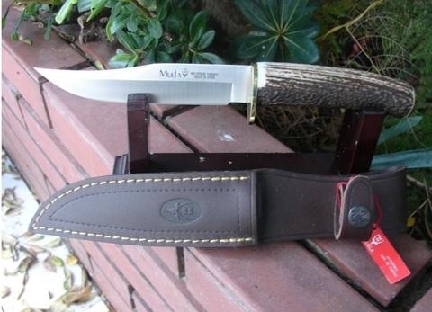 Нож с фиксированным клинком Muela SH-14R. Вид 2