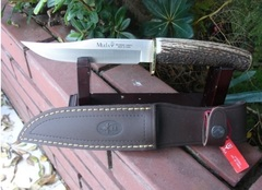 Нож с фиксированным клинком Muela SH-14R, фото 2
