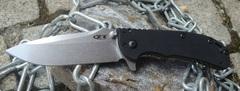 Складной нож Zero Tolerance 0566, сталь CPM-S35VN, рукоять G10/сталь, фото 9