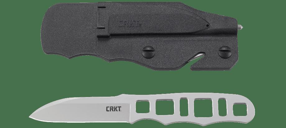 Фото 11 - Нож с фиксированным клинком CRKT Terzuola HWY Rescue, сталь 420J2, цельнометаллический