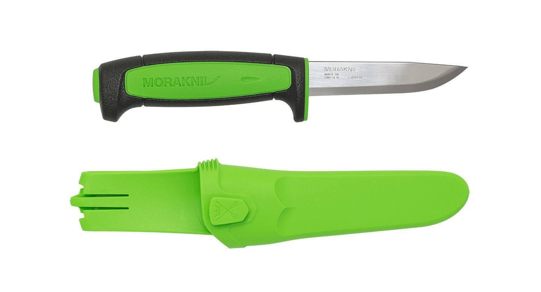 Фото - Нож с фиксированным лезвием Morakniv Basic 511 2019 edition, углеродистая сталь, рукоять пластик