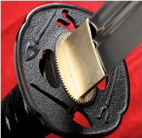 Фото 8 - Меч Cold Steel O Tanto (Warrior Series) 88BT, сталь 1060 Carbon, рукоять кожа