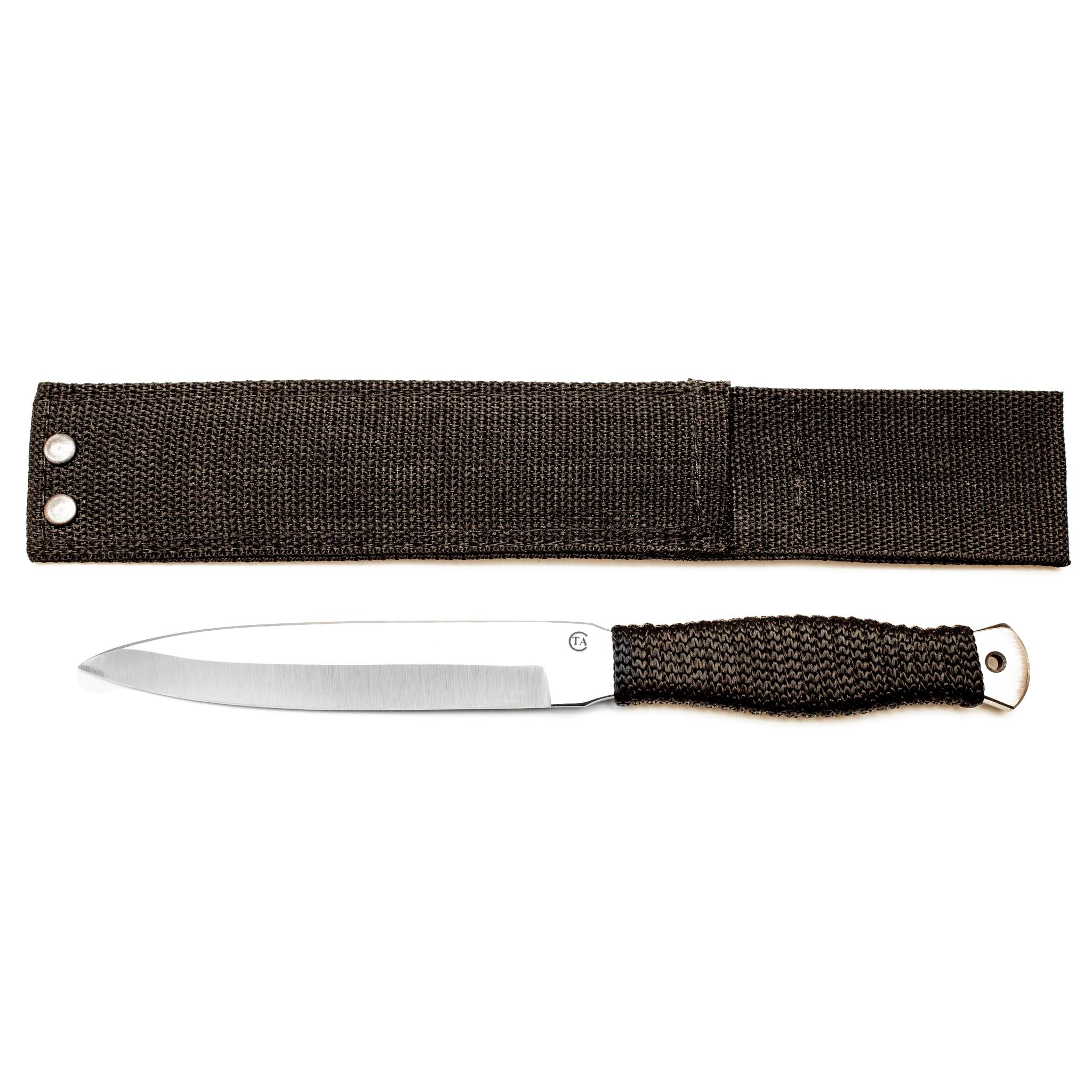 Фото 16 - Метательный нож «Летун» от Титов и Солдатова