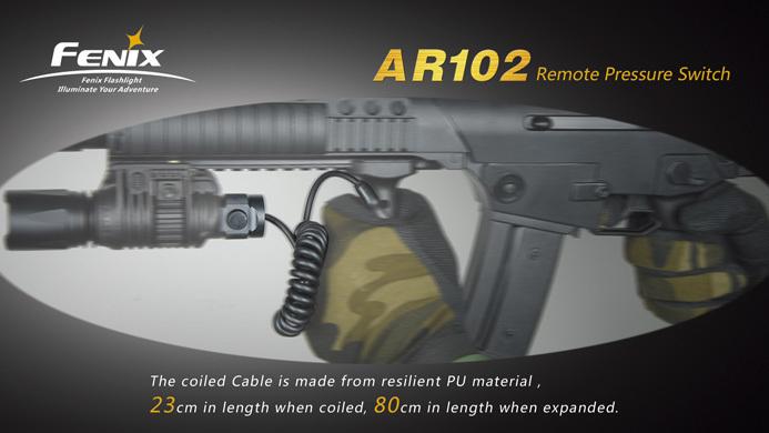 Выносная тактич. кн. для Fenix AER-01