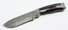 Нож Тигр, дамасская сталь - Nozhikov.ru