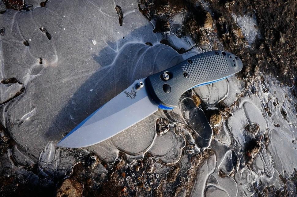 Фото 3 - Складной нож Benchmade Griptilian 551-1, сталь 20CV, рукоять G-10