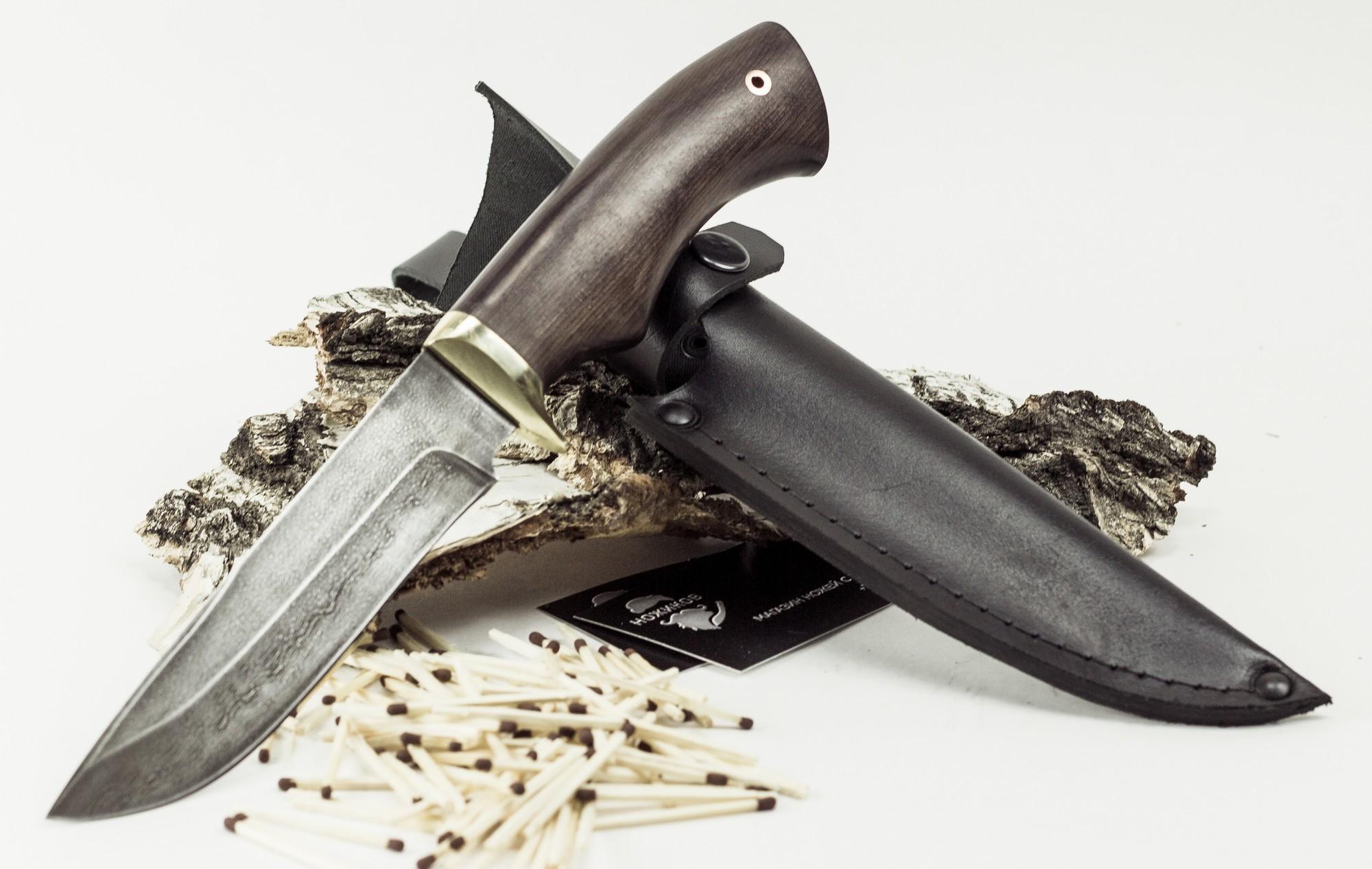 Фото 16 - Нож Викинг-2, ХВ5 от Промтехснаб