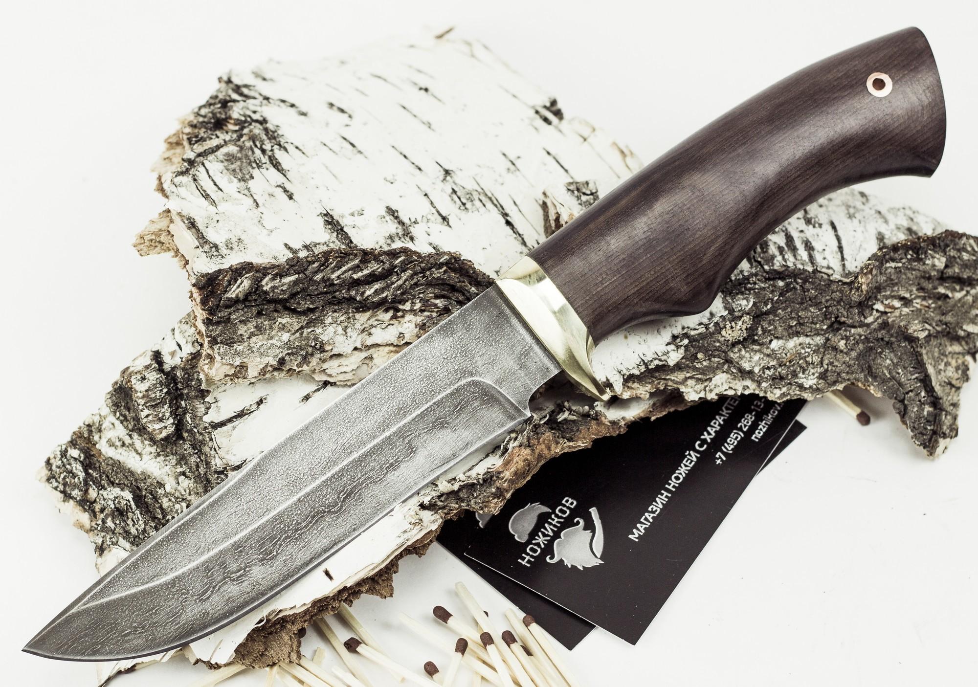 Фото 13 - Нож Викинг-2, ХВ5 от Промтехснаб