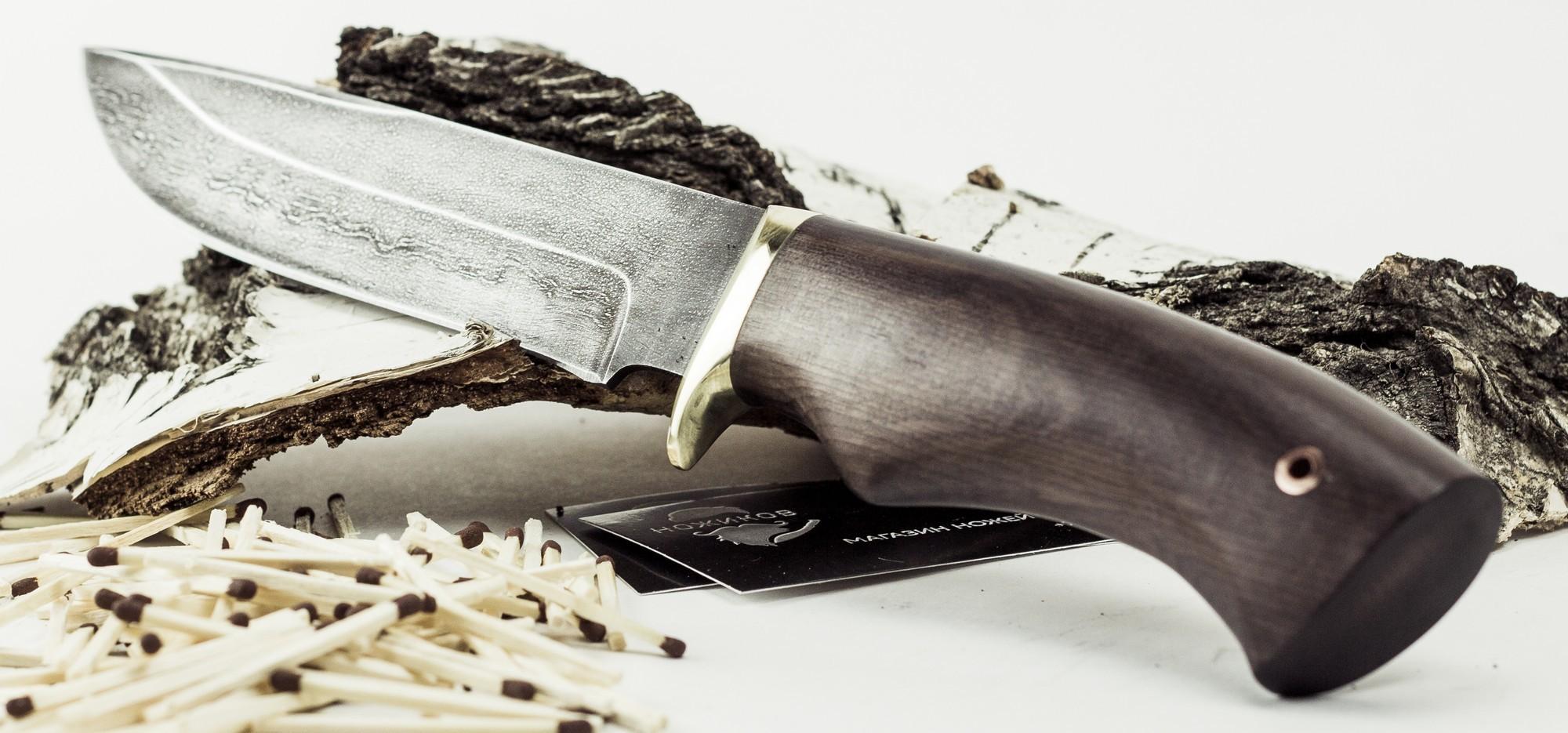 Фото 15 - Нож Викинг-2, ХВ5 от Промтехснаб