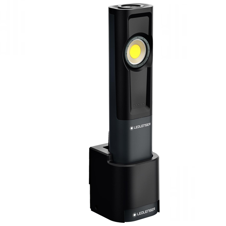 Фонарь светодиодный LED Lenser IW7R, 600 лм.