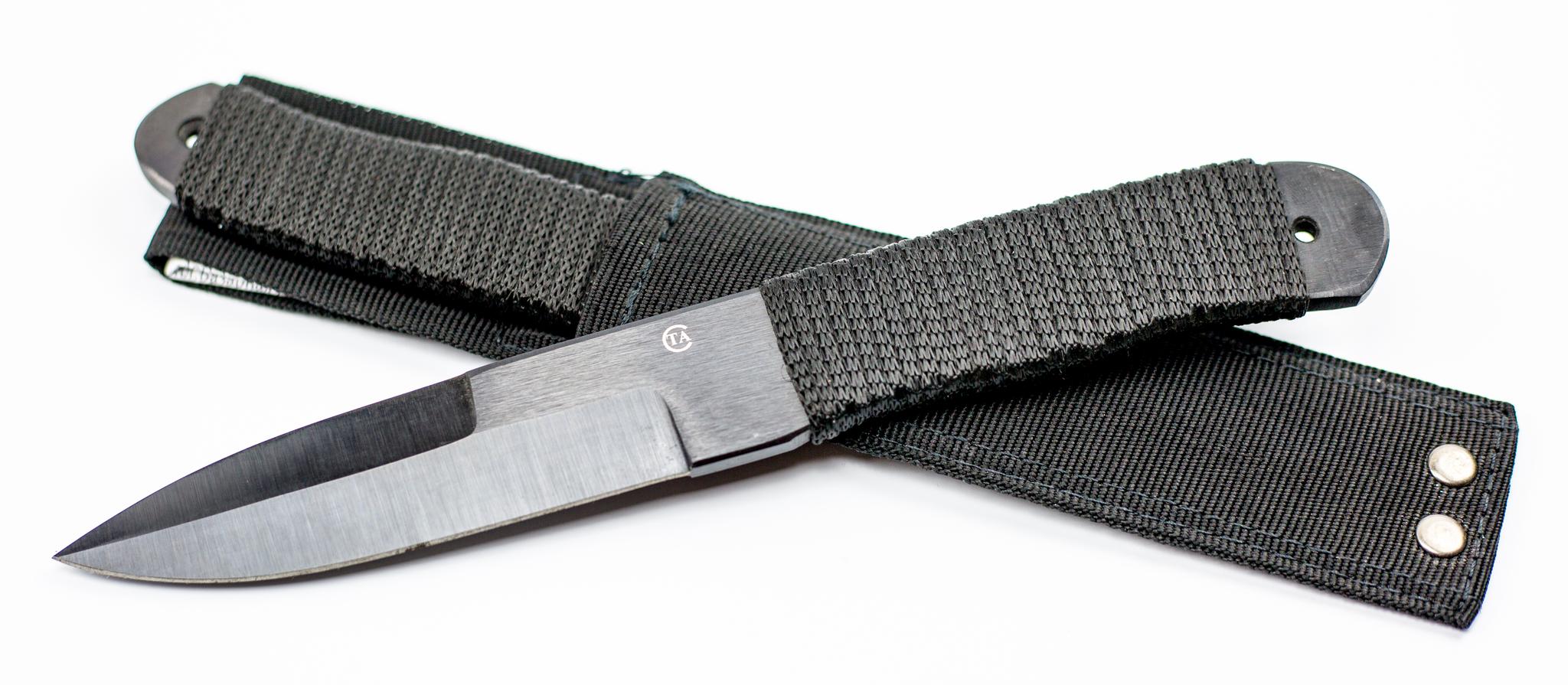 Фото 9 - Метательный нож Тайга, 65Г от Титов и Солдатова