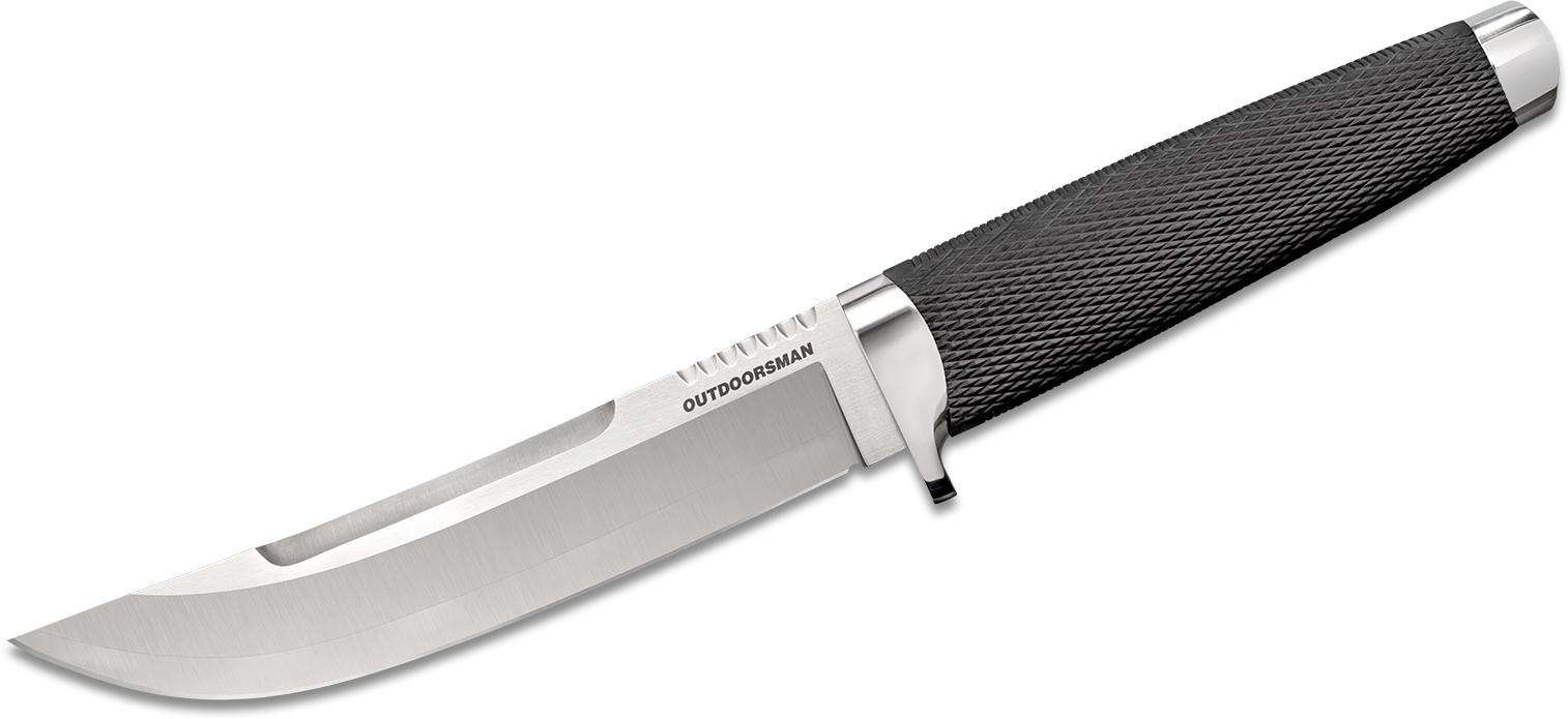 Нож с фиксированым клинком Outdoorsman, сталь VG-10 San Mai , кайдекс ножны от Cold Steel
