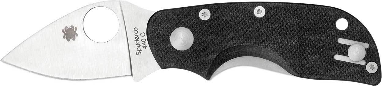 Фото 3 - Нож складной Spyderco Chicago C130GP, сталь 440C, рукоять G-10