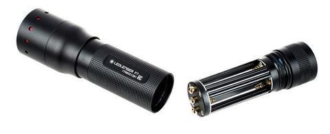 Фонарь светодиодный LED Lenser P7, 450 лм., 4-ААА. Вид 4