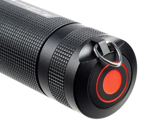 Фонарь светодиодный LED Lenser P7, 450 лм., 4-ААА. Вид 6