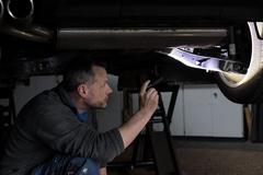 Фонарь светодиодный LED Lenser P7, 450 лм., 4-ААА, фото 11
