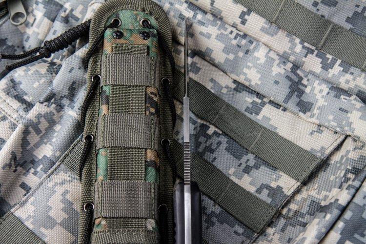 Фото 9 - Нож Legion AUS-8 SW, G10, Kizlyar Supreme