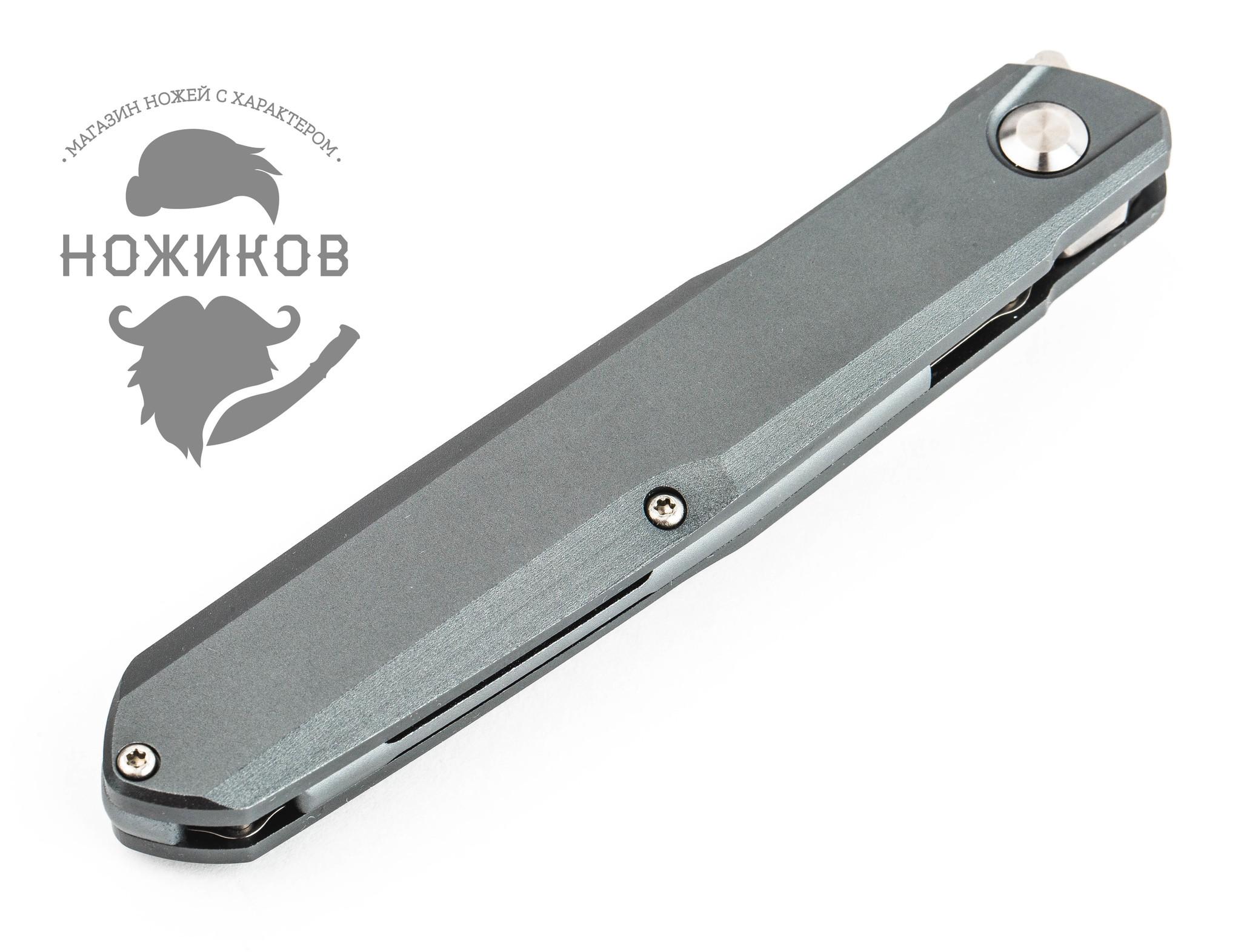 Фото 21 - Складной нож Metamorph Soft Grey от Realsteel