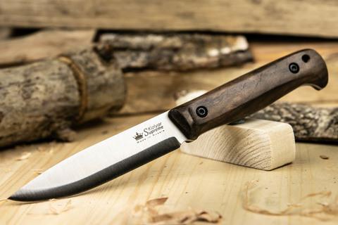 Нож Forester N690 Satin, Kizlyar Supreme. Вид 6
