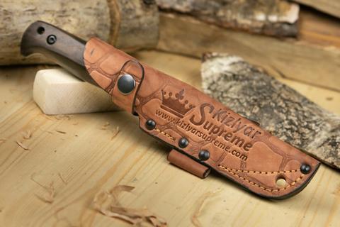 Нож Forester N690 Satin, Kizlyar Supreme. Вид 7