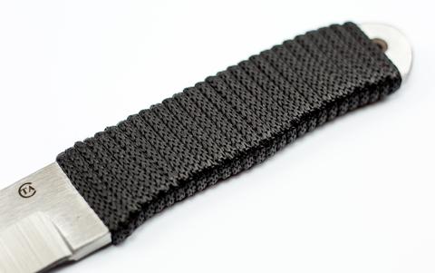 Метательный нож «Тайга», сталь 65х13. Вид 3