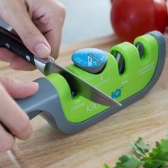 Точилка механическая, с регулируемым углом заточки для всех типов ножей