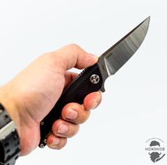 Складной нож Bestech Thorn BG10A-2, сталь Sandvik 12C27