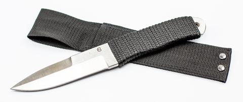 Метательный нож «Тайга», сталь 65х13. Вид 5
