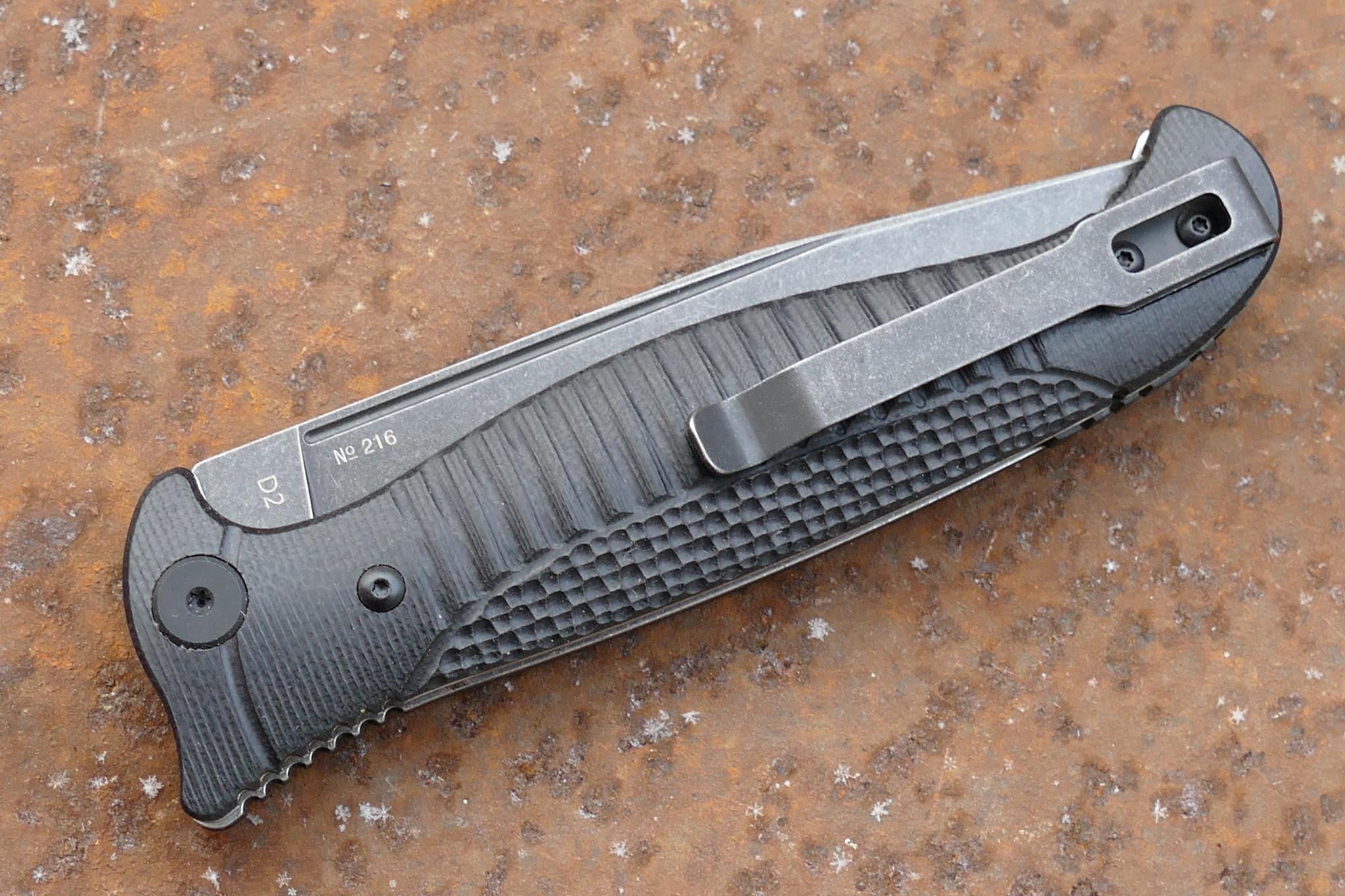 Фото 20 - Складной нож Финка 2 от Reptilian