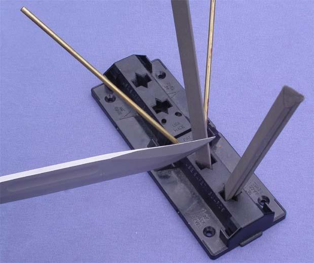 Набор для заточки ножей spyderco tri-angle купит чехлы для швейцарских ножей victorinox