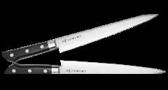 Нож для тонкой нарезки Western Knife Tojiro, 270 мм, сталь VG-10