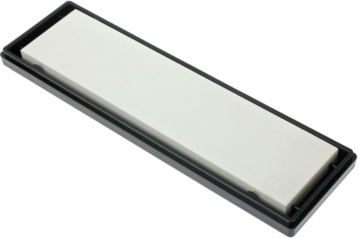 Фото 4 - Керамический камень (alumina ceramic) Spyderco BENCH STONE ULTRA FINE, 302UF